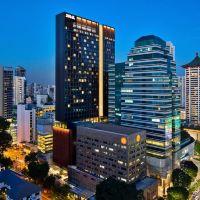新加坡烏節路新概念酒店酒店預訂