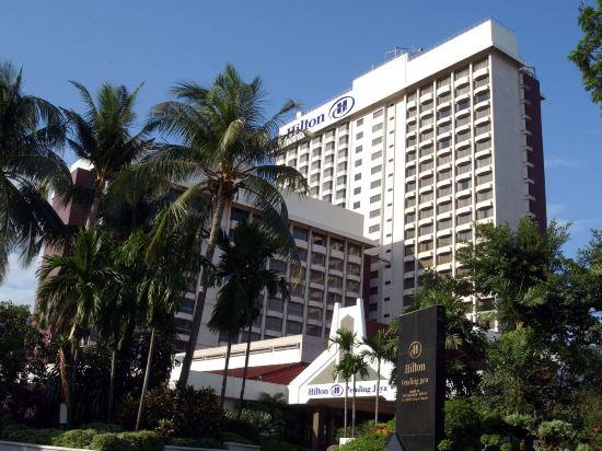 八打靈再也希爾頓酒店(Hilton Petaling Jaya)外觀