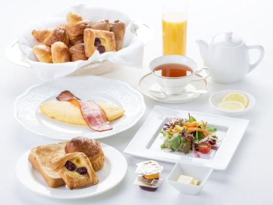 大都會東京城飯店(Hotel Metropolitan Edmont Tokyo)餐廳