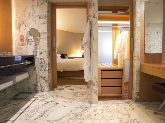 新加坡君悅大酒店(Grand Hyatt Singapore)入住時指定房型