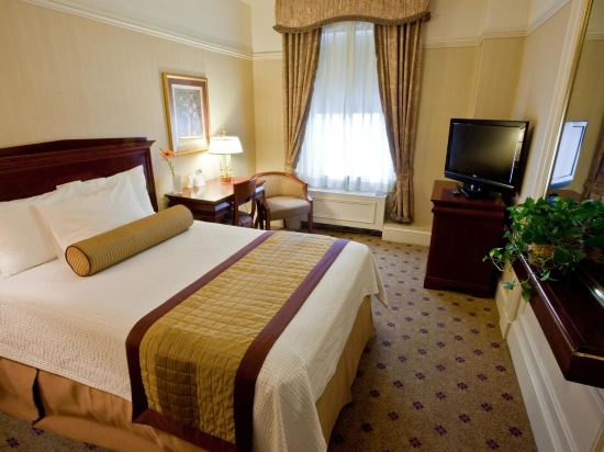 惠靈頓酒店(Wellington Hotel)標準大號床房