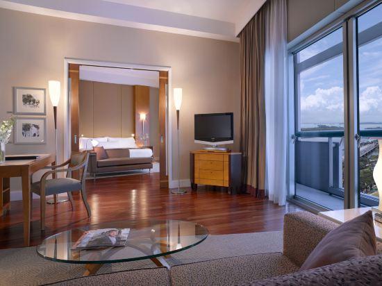 新加坡費爾蒙酒店(Fairmont Singapore)費爾蒙套房