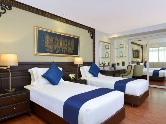 是隆中央酒店(Centre Point Silom)豪華房