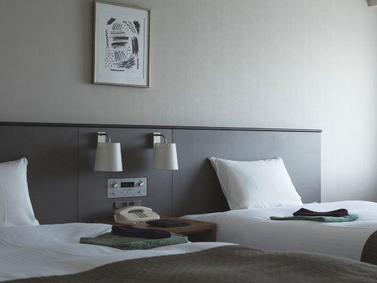 京都蘭威特酒店(Aranvert Hotel Kyoto)標準雙床房