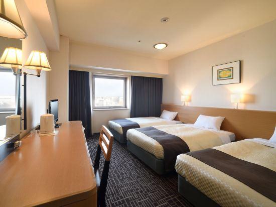 福岡運河城華盛頓酒店(Canal City Fukuoka Washington Hotel)三人房