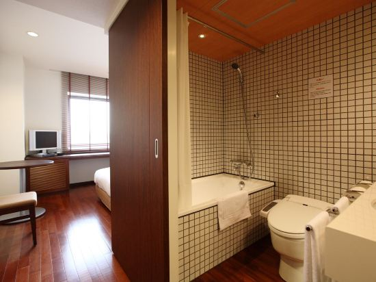 博多市善騰酒店(Sutton Hotel Hakata City)標準大床房