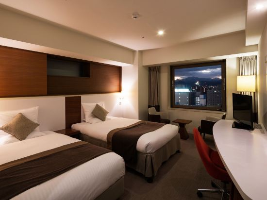 MYSTAYS 札幌站北口酒店(HOTEL MYSTAYS Sapporo Station)豪華雙床房