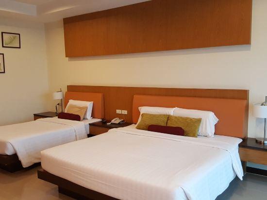 普里瑪旺加瑪酒店(Prima Wongamat Hotel)家庭連通房