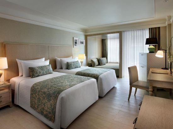 華欣阿瑪瑞酒店(Amari Hua Hin)山景豪華房
