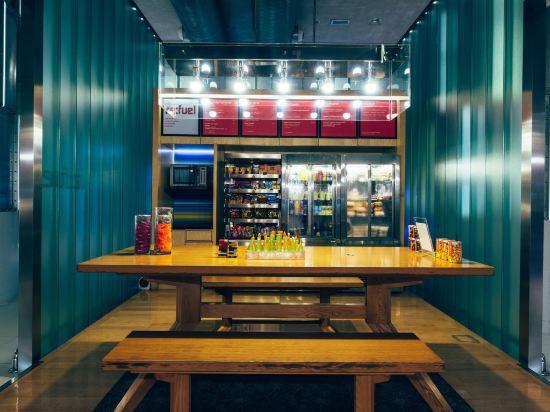 吉隆坡中環廣場雅樂軒酒店(Aloft Kuala Lumpur Sentral)酒吧