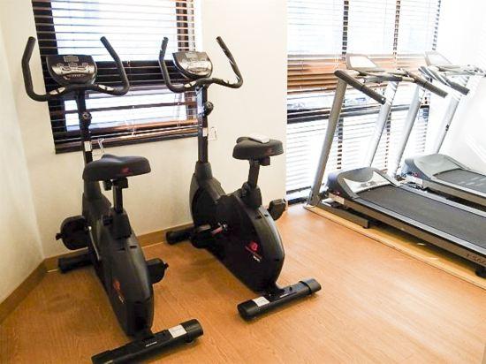 首爾貝頓東大門酒店(Baiton Seoul Dongdaemun)健身房