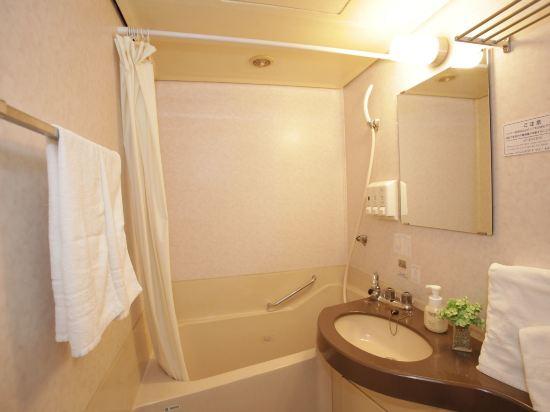 名古屋絲綢之樹酒店(Hotel Silk Tree Nagoya)單人房