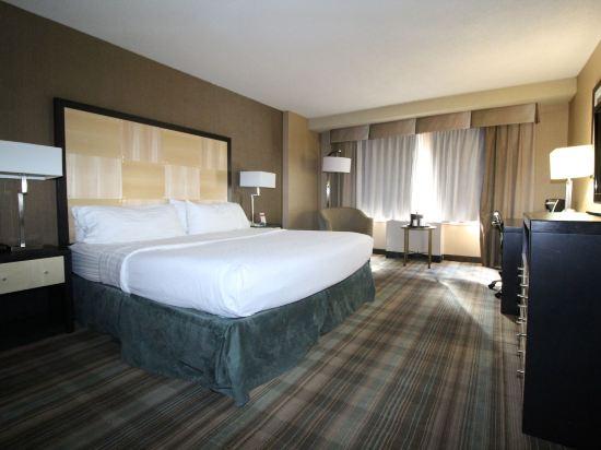 紐約沃森酒店(原紐約曼哈頓第57街假日酒店)(The Watson Hotel (Formerly Holiday Inn Manhattan 57th Street))無障礙特大床房