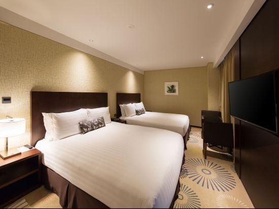 釜山索拉利亞西鐵酒店(Solaria Nishitetsu Hotel Busan)豪華雙床房