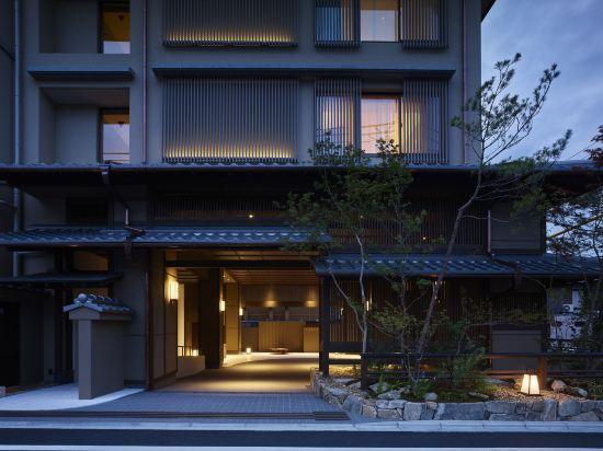 京都祗園賽萊斯廷酒店(Hotel the Celestine Kyoto Gion)外觀