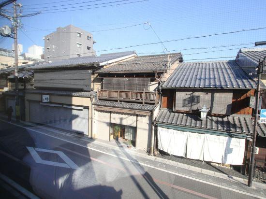 京都雅然居酒店(祇園)(Hotel Alza Kyoto)城景行政雙床房