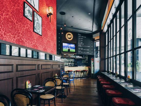 新加坡G酒店(Hotel G Singapore)餐廳