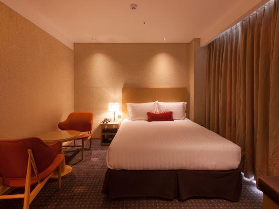 釜山索拉利亞西鐵酒店(Solaria Nishitetsu Hotel Busan)高級大床房