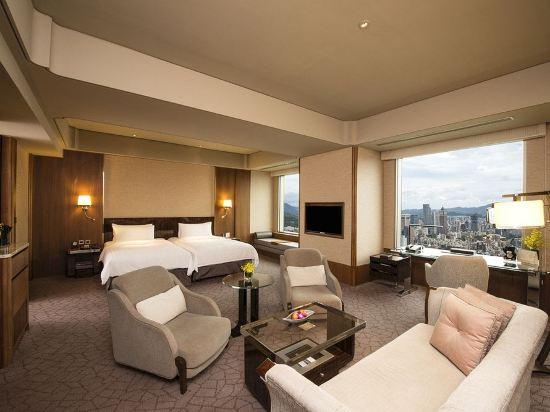 香格里拉台北遠東國際大飯店(Shangri-La's Far Eastern Plaza Hotel Taipei)特選尊榮客房