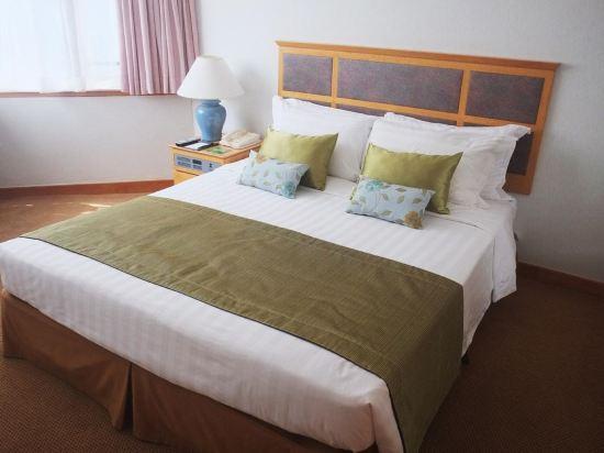 香港君怡酒店(The Kimberley Hotel)套房