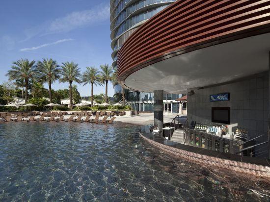 澳門新濠天地·迎尚酒店(City of Dreams • The Countdown Hotel)健身娛樂設施