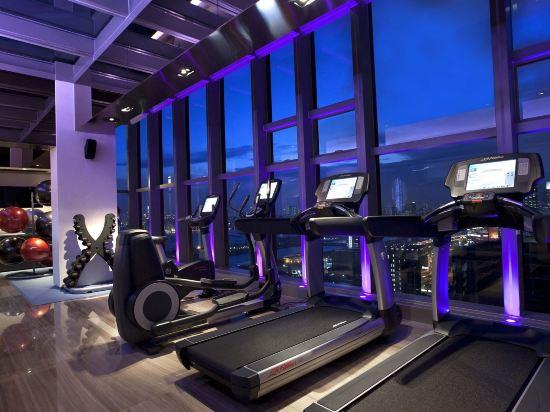 如心艾朗酒店(L'hotel élan)健身房
