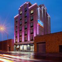 牙買加皇后肯尼迪機場附近的機場內捷運豪生國際酒店集團酒店預訂