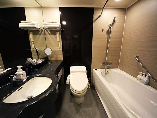 大都會東京城飯店(Hotel Metropolitan Edmont Tokyo)豪華房