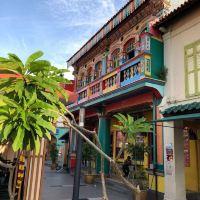 新加坡英特吉精品膠囊旅館@小印度酒店預訂