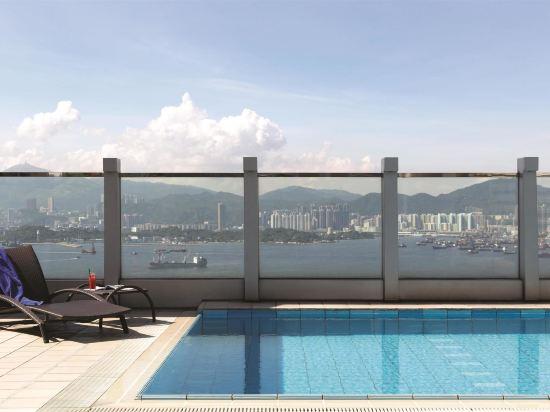 香港今旅酒店(Hotel Jen Hong Kong)健身娛樂設施