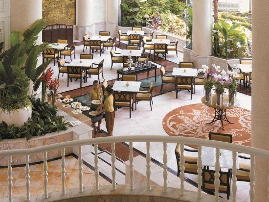 曼谷香格里拉酒店(Shangri-La Hotel Bangkok)曼谷樓豪華套房