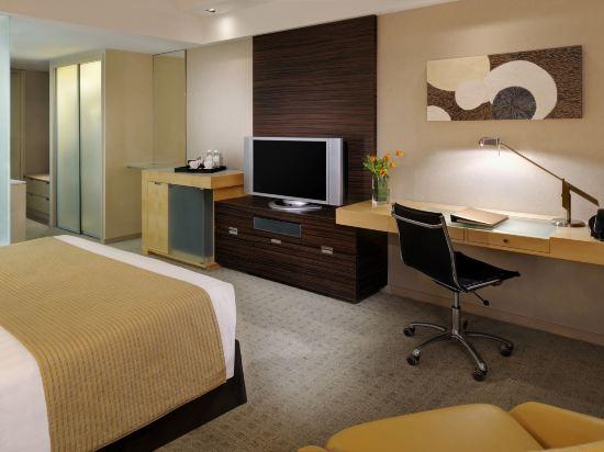 新加坡濱華大酒店(Marina Mandarin Singapore)濱海灣觀景尊貴客房