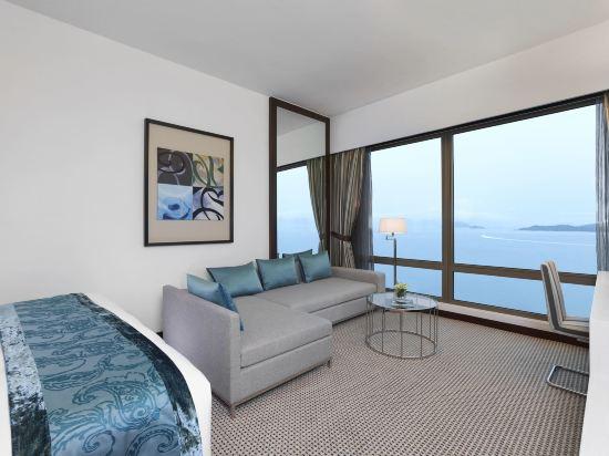 香港愉景灣酒店(Auberge Discovery Bay Hong Kong)海景客房