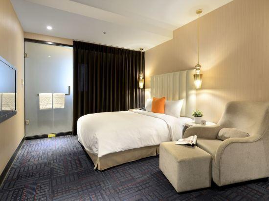 豐居旅店(台北西門館)(Via Hotel)豪華雙人房