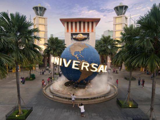 新加坡聖淘沙名勝世界逸濠酒店(Resorts World Sentosa - Equarius Hotel)外觀