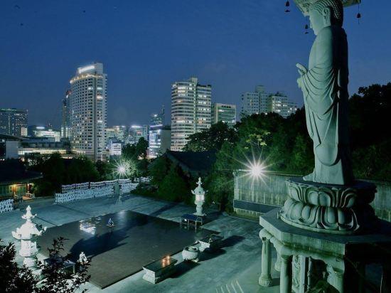 首爾世貿中心洲際酒店(InterContinental Seoul COEX)外觀