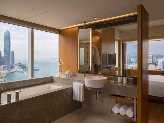 香港萬麗海景酒店(Renaissance Harbour View Hotel Hong Kong)高級海景套房