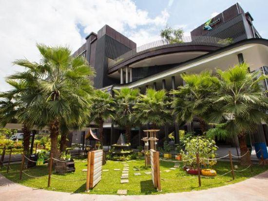新加坡城東樂怡渡假村(D'Resort @ Downtown East Singapore)外觀