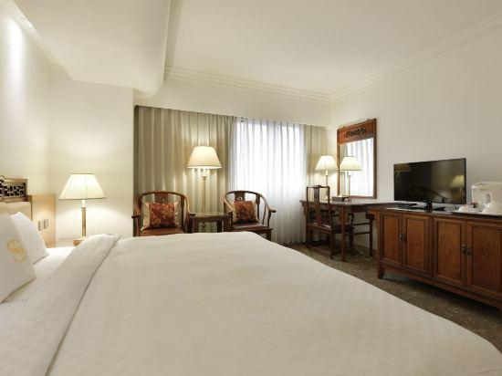 高雄陽光大飯店(Hotel Sunshine)豪華雙人客房