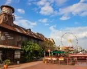 綠花園山酒店