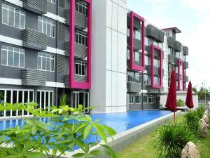 珍南海灘蘭卡威最愛酒店(favehotel Cenang Beach Langkawi)