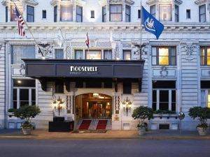 羅斯福新奧爾良華爾道夫度假酒店(The Roosevelt Hotel New Orleans - Waldorf Astoria Hotels & Resorts)