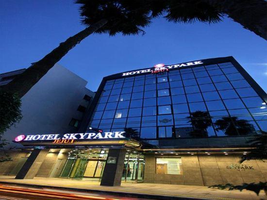 天空花園酒店濟州1號店(Hotel Skypark Jeju 1)外觀