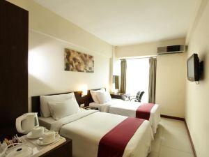 棉蘭嘉魯達廣場酒店(Garuda Plaza Hotel Medan)