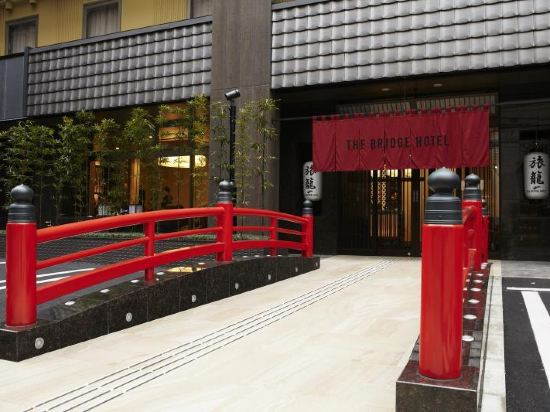 大阪棧橋酒店心齋橋店(The Bridge Hotel Shinsaibashi Osaka)外觀