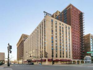 芝加哥旅客之家酒店(Travelodge Chicago)