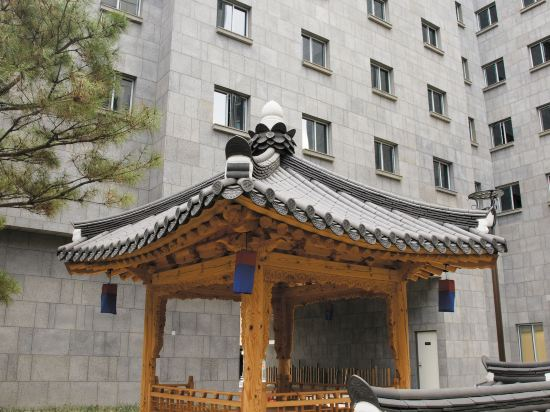 宜必思仁寺洞大使酒店(Ibis Ambassador Insadong)外觀