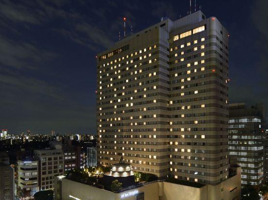 東京池袋大都會飯店(Hotel Metropolitan Tokyo Ikebukuro)外觀
