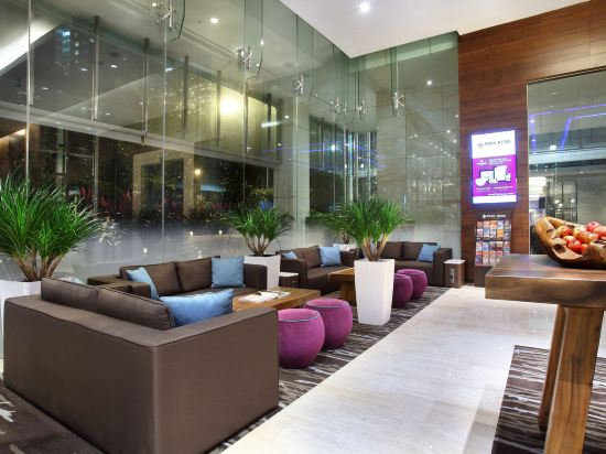 新加坡柏偉詩酒店(Park Regis Singapore)公共區域