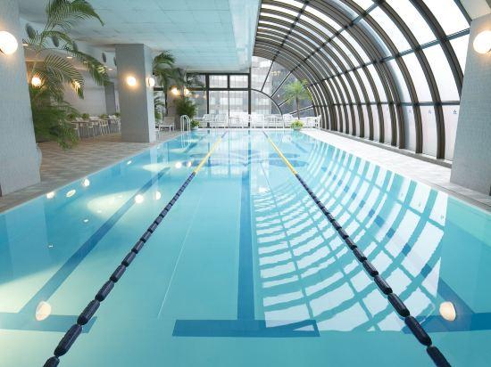 福岡日航酒店(Hotel Nikko Fukuoka)室內游泳池